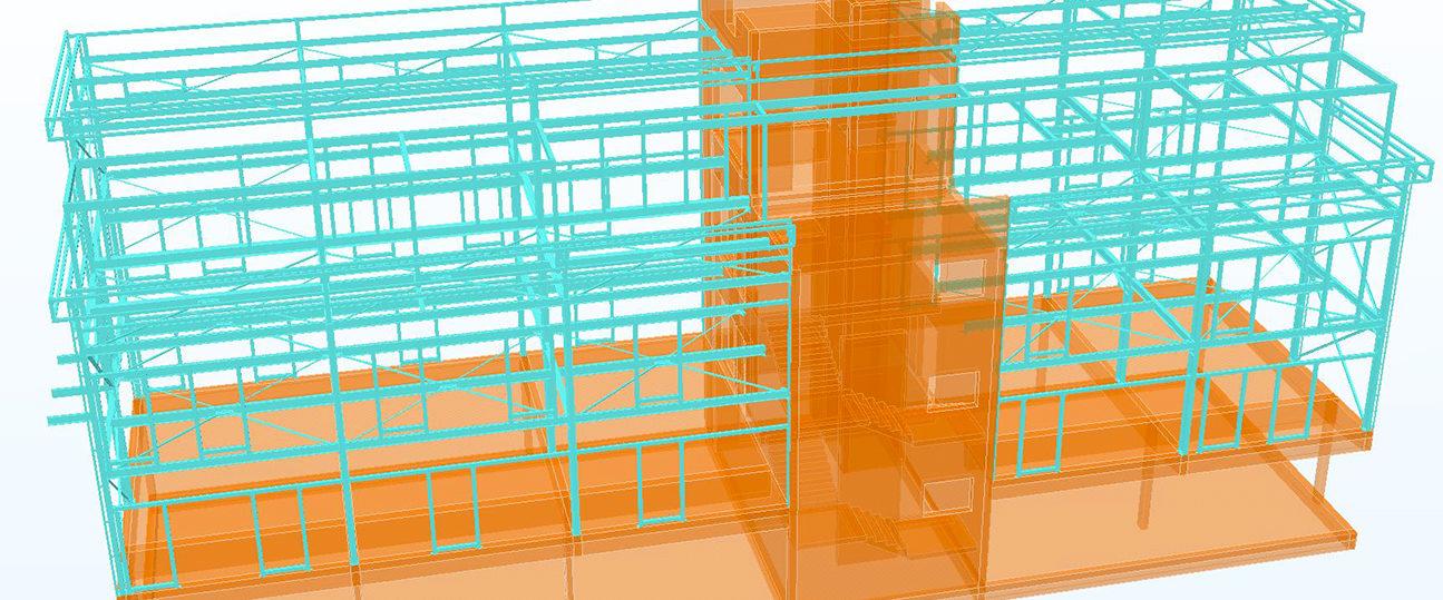 Construction d'un bâtiment Bureaux - ST METARD EN JALLES